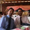 Aaqib's wedding