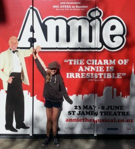 Clemency Annie